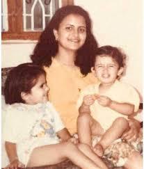 rukshar-dhillon-childhood-photo