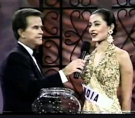 Namrata Shirodkar Miss India