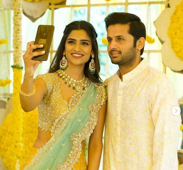 Shalini-Reddy-Nithin's-wife