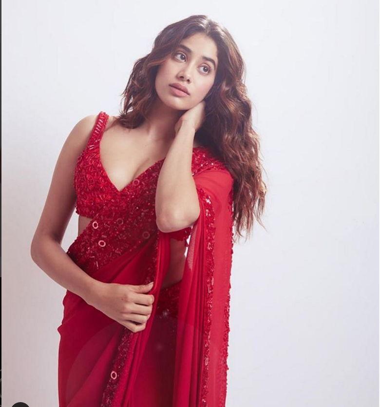 Jhanvi-Kapoor