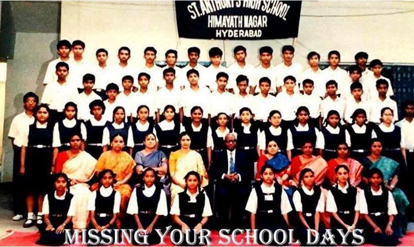 Nithin-in-school-days