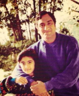 Adah-sharma-with-her-father