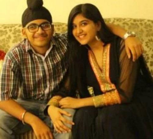 nimrit-kaur-ahluwalia-with-her-brother