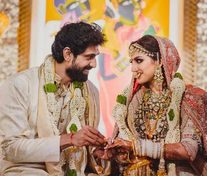 Miheeka-Bajaj-and-Rana-Daggubati