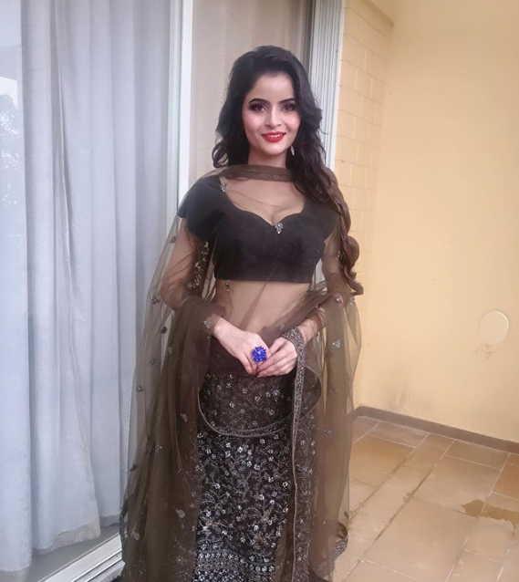 Gehana-vasisth-guilt-hotshots-film-actress