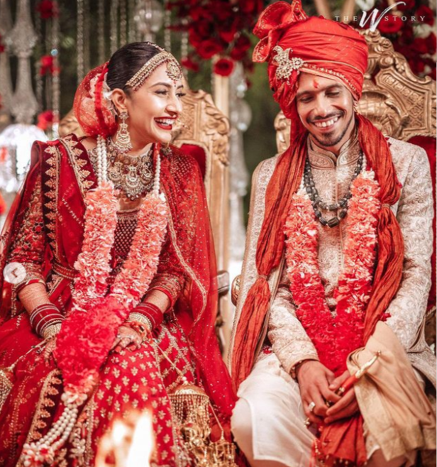dhanashree-verma-and-yujvendra-chahal-marriage-photos